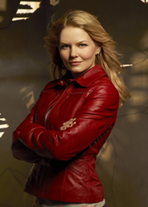 Jennifer Morrison, Emma Swan de Once Upon A Time.
