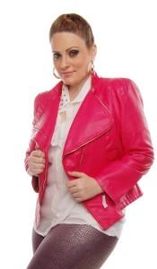 Jaqueta Índigo Pink http://is.gd/I0gHvZ